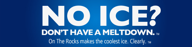 No Ice? Don't Have A Meltdown.